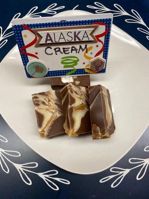 Alaskan Cream Fudge