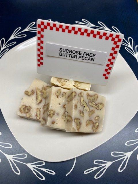 Sucrose Free Butter Pecan