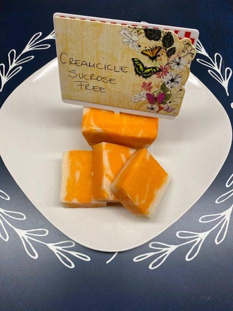 Sucrose Free Creamsicle