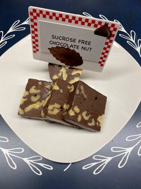 Sucrose Free Chocolate Walnut