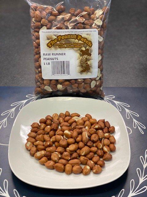 Raw Runner Peanuts