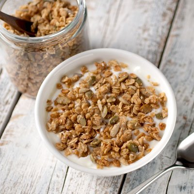 good seed granola