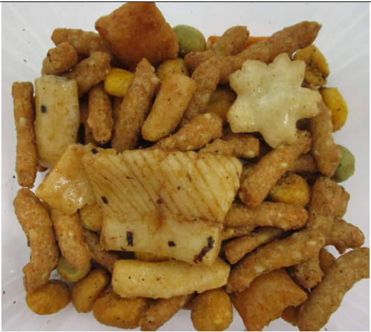 American Oriental Trail Mix