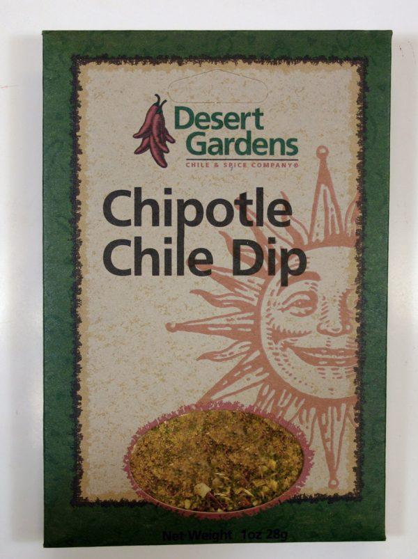 Chipotle Chile Dip