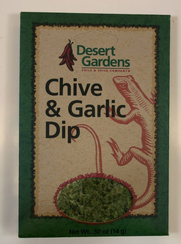 Chive and Garlic Dip