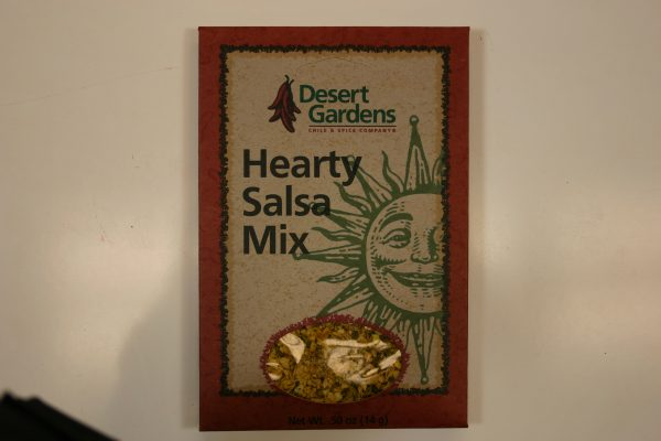 Hearty Salsa
