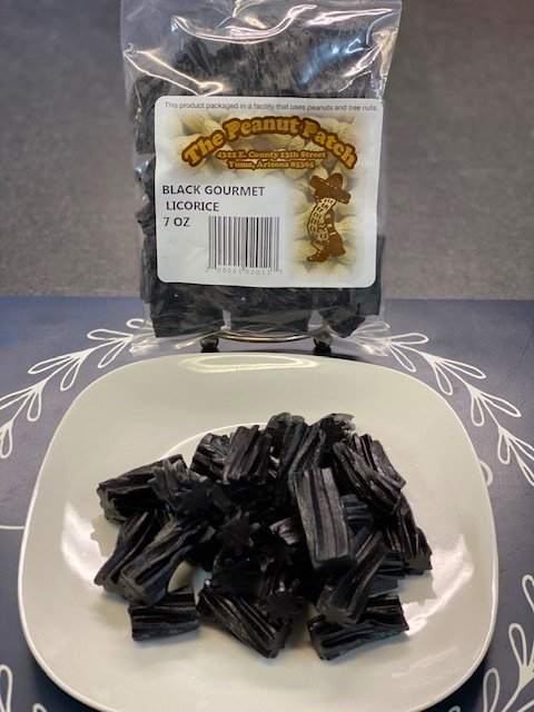 Black Gourmet Licorice