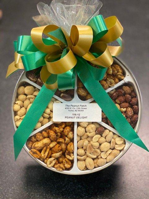 Peanut Delight Tin