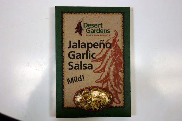 Jalepeno Garlic Salsa