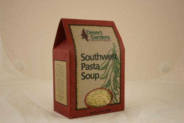 Southwest Pasta Soup