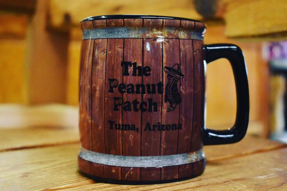 Barrel Mugs In Stock