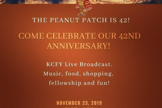 The Peanut Patch's 42nd Anniversary