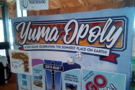 The Peanut Patch is on the Yuma-Opoly board!